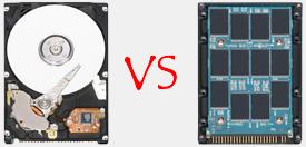 SSD و HDD