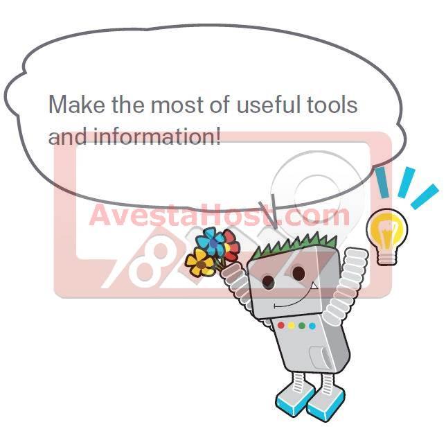 ابزار های رایگان گوگل برای وب مسترها