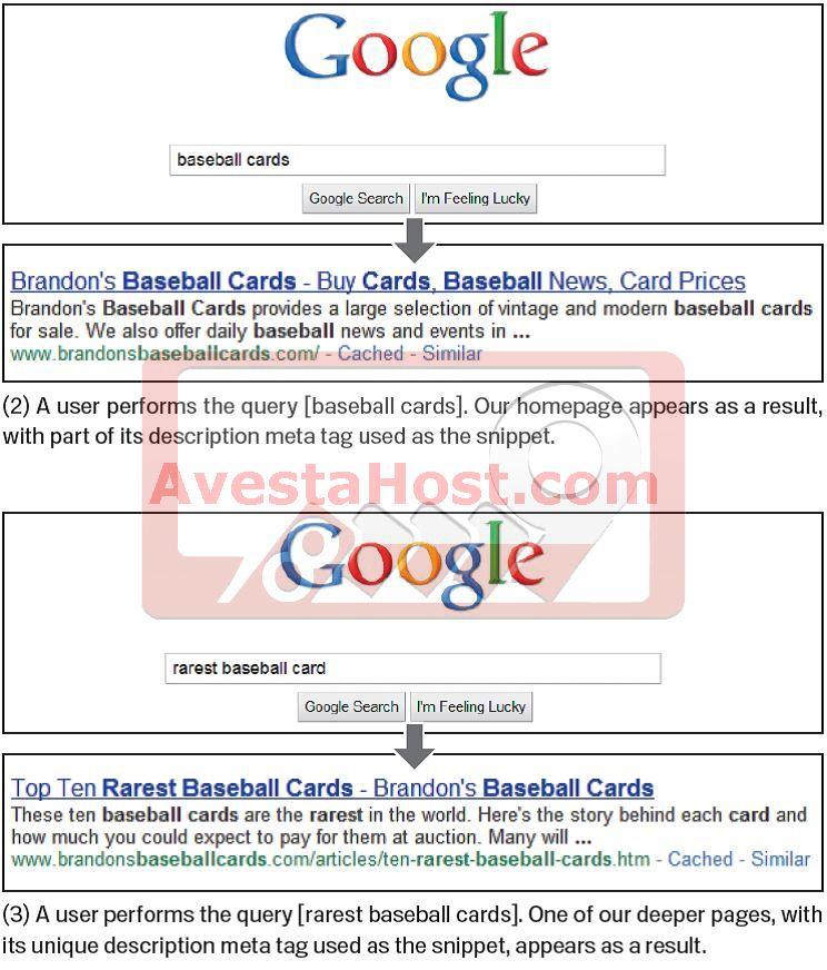 جستجوی گوگل - سئو - اسنیپت