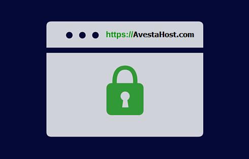 SSL Avestahost.com